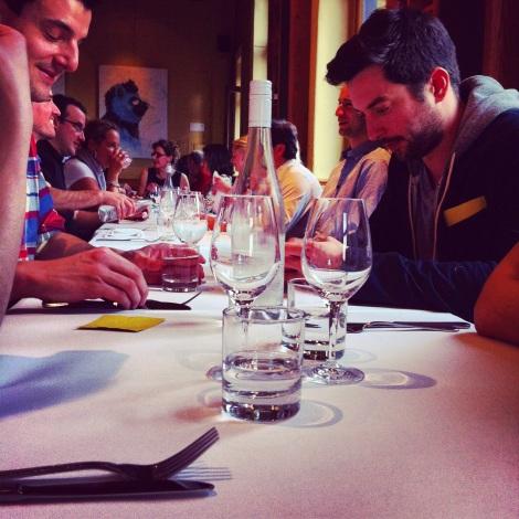 FoodCrawl mars 2012 | Le Clocher Penché