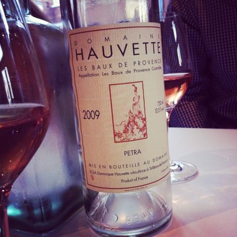 FoodCrawl mars 2012 | Le Clocher Penché | Premier rosé de l'année 2