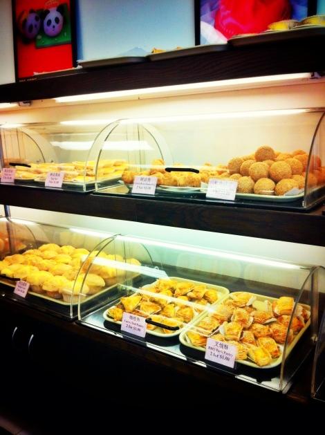 Pâtisserie asiatique comme on en veut à Québec!