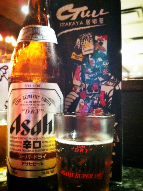 Guu - Asahi for two