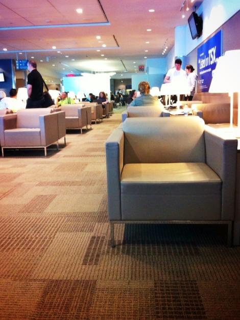 Lounge Porter - Toronto