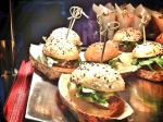 Mini-burgers du Yuzu