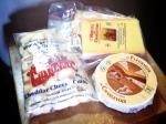 Le fromage en grain, le Fleurmier et l'Hercule de Charlevoix