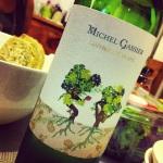 Un coup de coeur: Sauvignon Blanc Les Piliers Michel Gassier... dispo à la SAQ à prix doux doux doux!