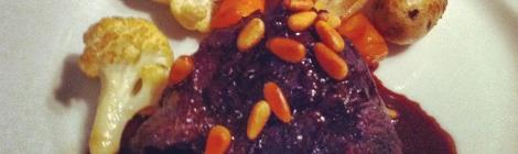 Joues de boeuf braisées à la Guinness, chocolat noir et poivre long