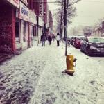 Chinatown sous la neige 2