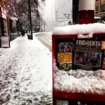 Chinatown sous la neige 1
