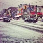 Chinatown sous la neige 3