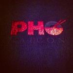 Pho Saïgon - un menu très chic