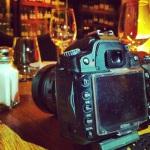 L'appareil de Jeff, le photoblogueur!