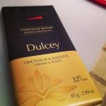 Le chocolat blond Dulcey de Valrhona
