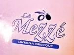 Le Mezzé