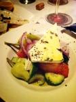 La salade gecque