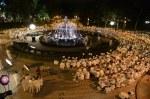 Dîner en Blanc 2012 - Fontaine de Tourny