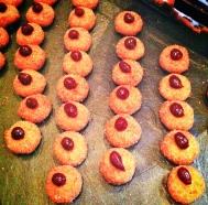 Les arancinis de cèpes - délicieux!