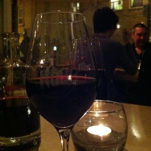 Premier verre de vin après 25 jours... Meilleur qu'avant!