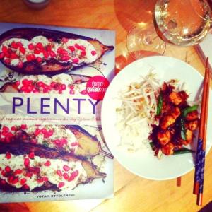 Tofu au poivre - Plenty
