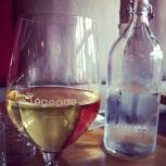 Un chardonnay en apéro...