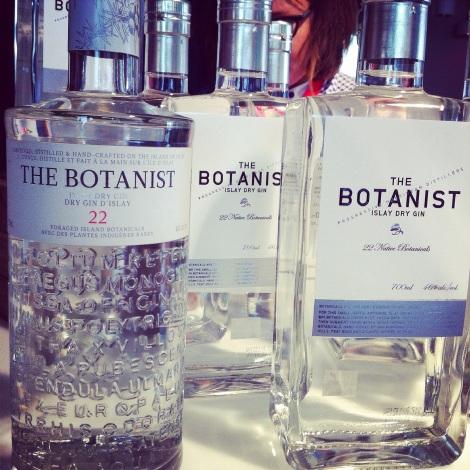 Le gin The Botanist - élégant, raffiné et tout en douceur