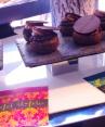 La création chocolatée de la pâtisserie À la folie