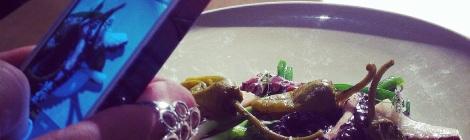 La pieuvre au four de Maïs