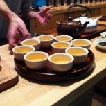Le thé est un vrai rituel chez Camellia Sinensis