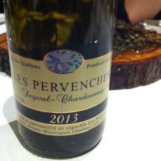 Les Pervenches, un vin québécois qu'on gagne à connaître