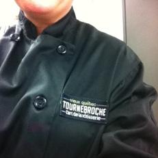 Chef d'un soir au Tournebroche