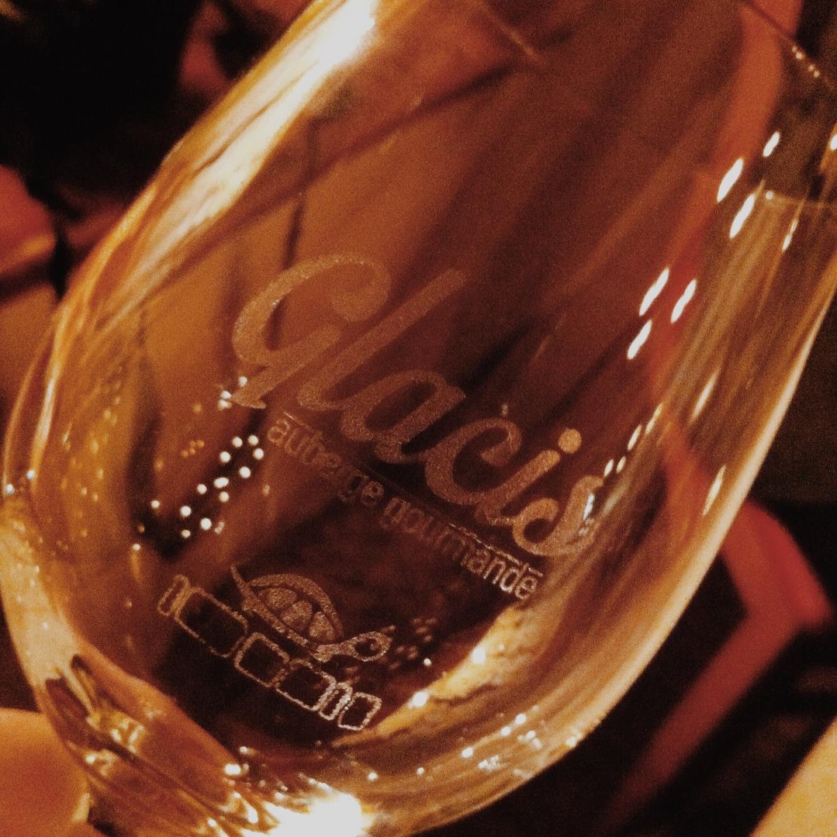 Les verres sont si jolis!