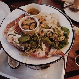 L'assiette de fruits de mer - 2 étages de délices