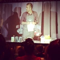 Martin Juneau, un chouchou du FoodCamp