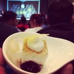 Stéphane Modat nous offre un petit gâteau simple simple...