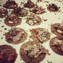 Crabe et foie gras, ou comment gagner mon coeur!