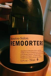 Des vins d'importation - ça me plait!