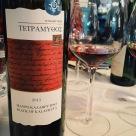 Le noir de Kalavryta - le vin rouge peut encore nous surprendre