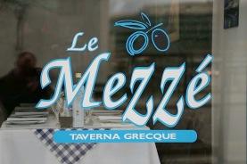 Le Mezzé: une escale grecque au coeur de Québec