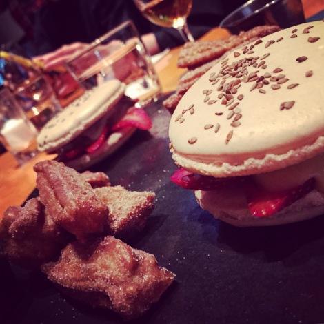 Le Burger Dessert