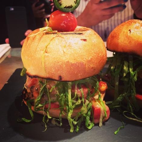Le burger Turlo