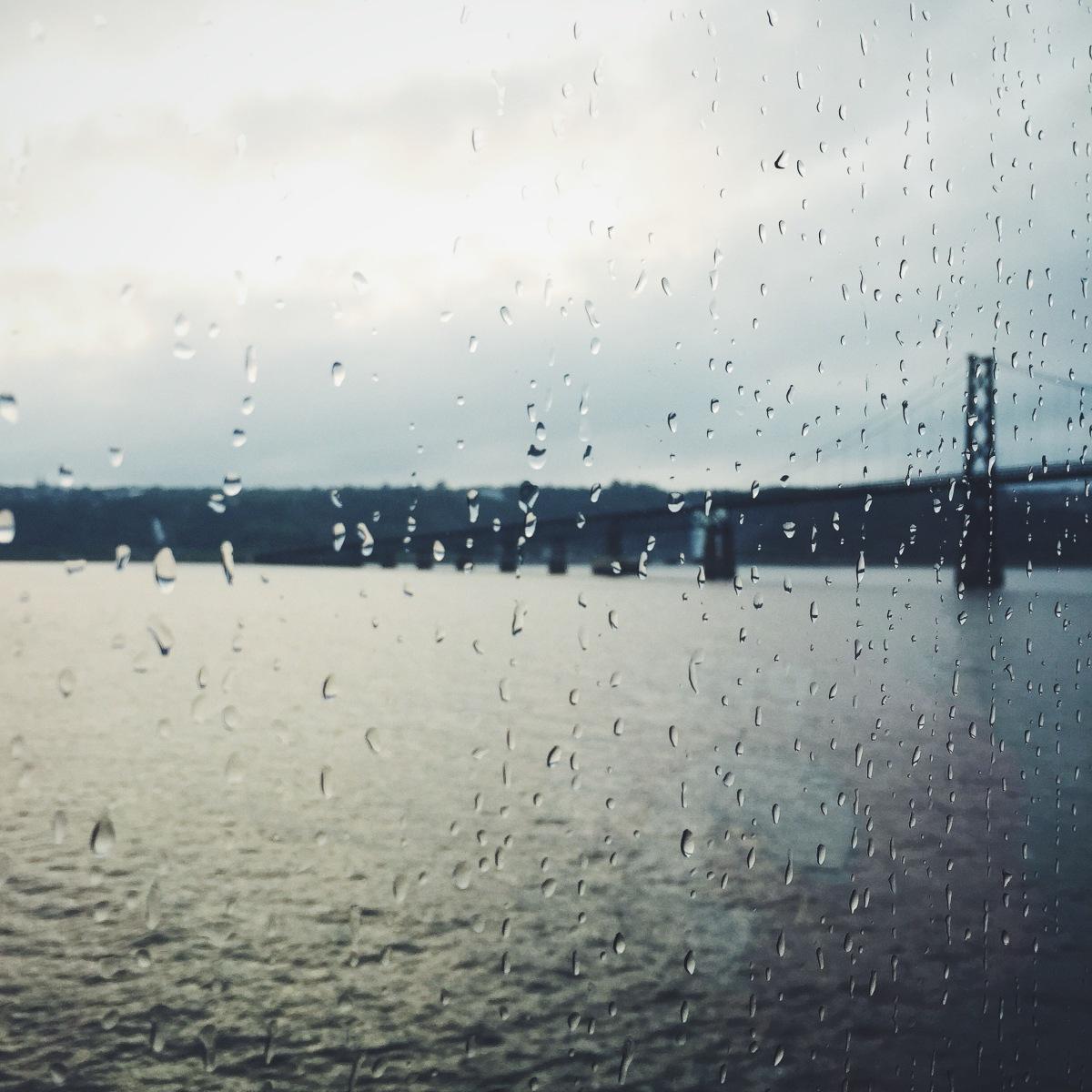 Temps gris.