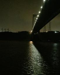 Passer sous les ponts...
