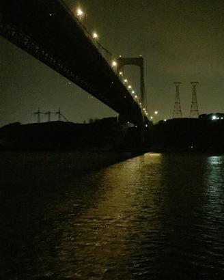 Repasser sous les ponts...