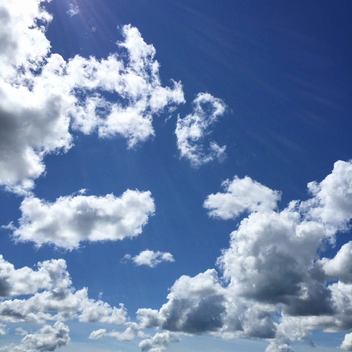 Un peu de #cloudporn