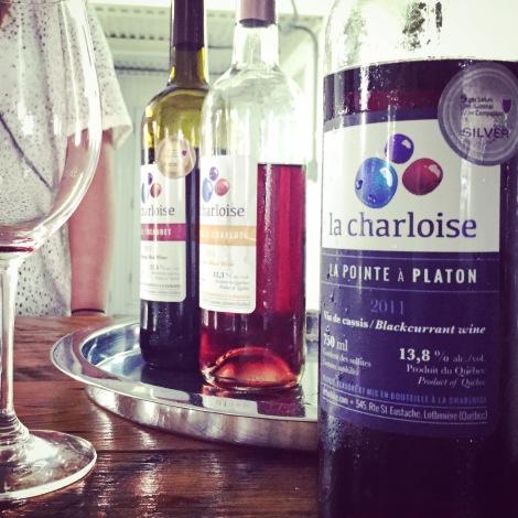 Les vins de La Charloise