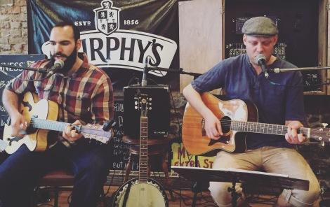 Band irlandais