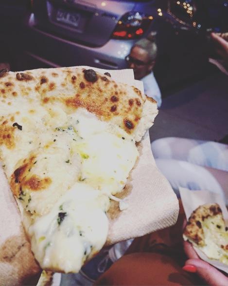 Nina Pizza Napolitaine: La Cinque Formag