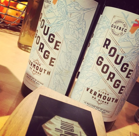 Vermouth RougeGorge