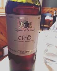 La Buvette Scott offre toujours des vins exceptionnels.