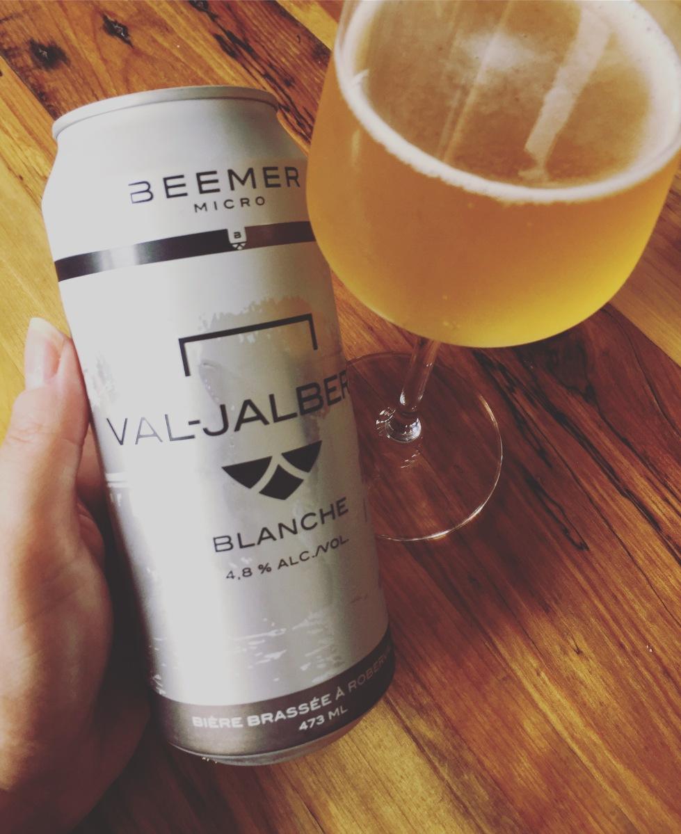 La Val-Jalbert de la microbrasserie Beemer