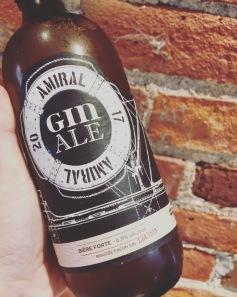Une Gin ale, rien de moins!